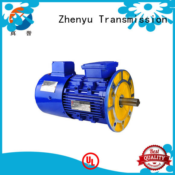 Zhenyu hot-sale single phase ac motor free design for machine tool