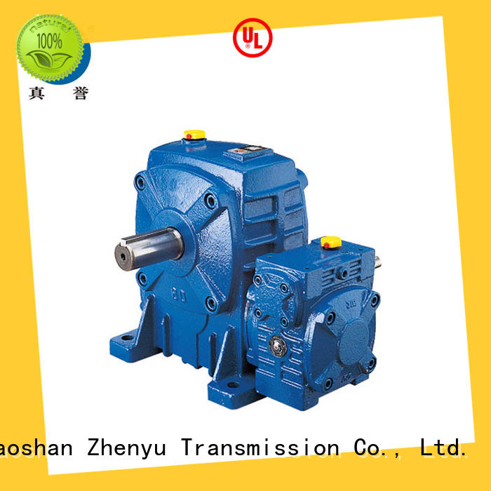 new-arrival worm drive gearbox widely-use for construction