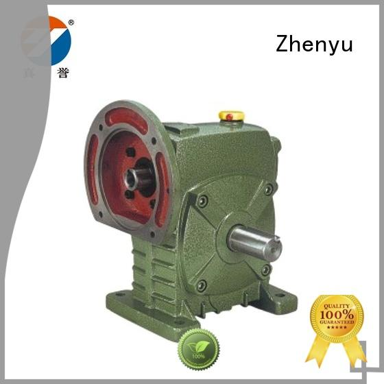 Zhenyu fseries speed reducer free quote for chemical steel