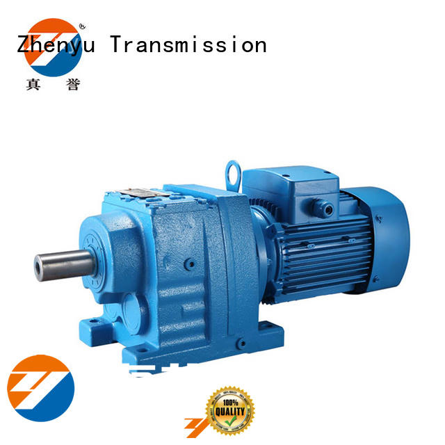 Zhenyu high-energy speed reducer certifications for transportation