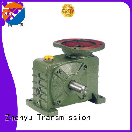 Zhenyu new-arrival planetary gear reducer certifications for light industry