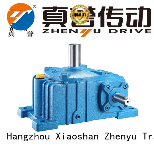 Zhenyu low cost speed reducer certifications for light industry