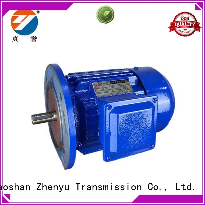 Zhenyu low cost ac electric motor for mine