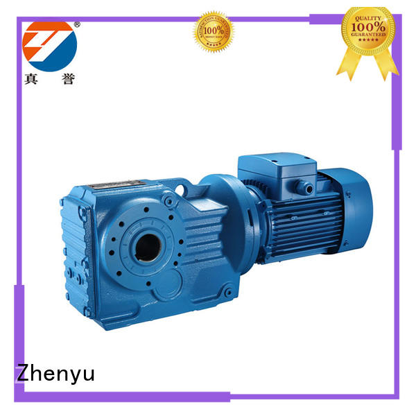 Zhenyu high-energy speed reducer for electric motor for mining