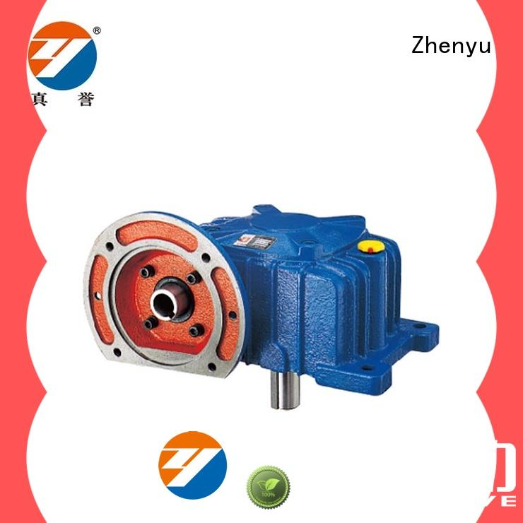 Zhenyu high-energy gear reducer China supplier for construction