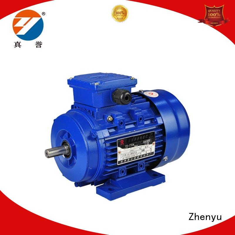 Zhenyu fine- quality 3 phase electric motor inquire now for transportation