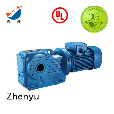 Zhenyu torque sewing machine speed reducer China supplier for lifting