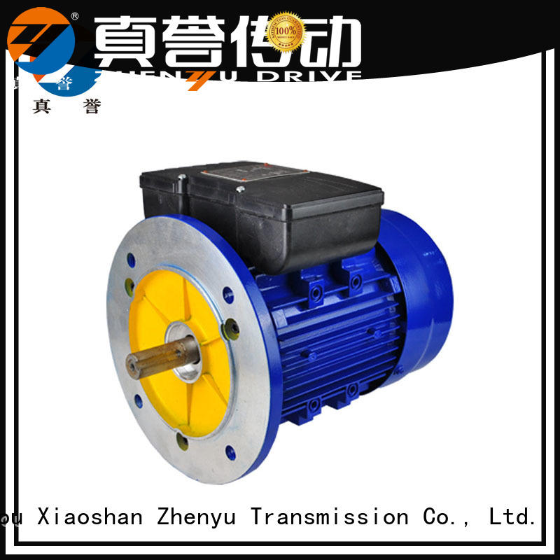 Zhenyu asynchronous single phase ac motor buy now for dyeing