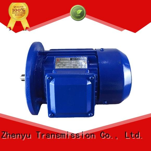 Zhenyu fine- quality ac single phase motor for chemical industry