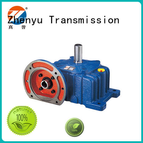 Zhenyu mechanical electric motor speed reducer for wind turbines