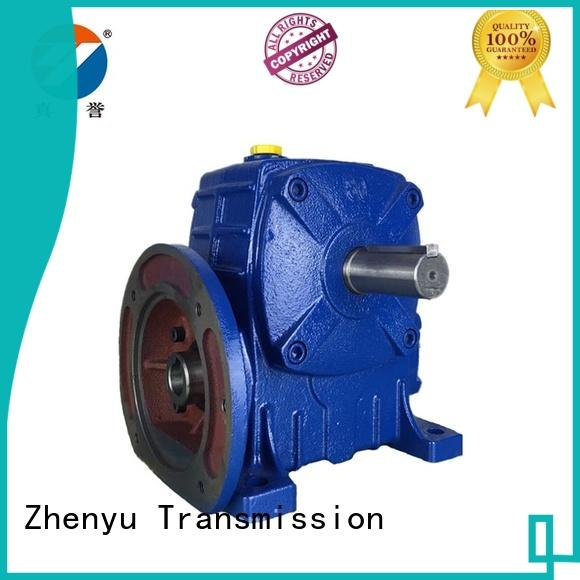 Zhenyu high-energy variable speed reducer machinery for lifting