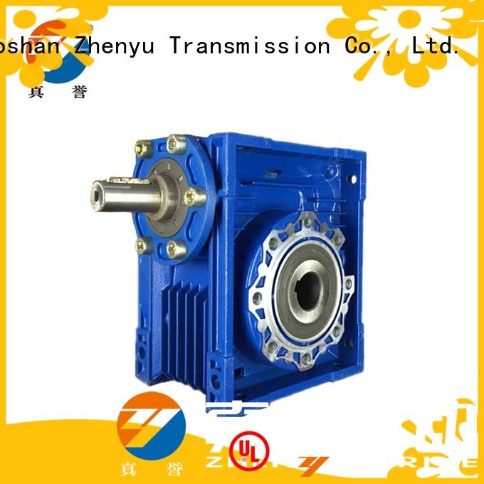 Zhenyu effective speed reducer for electric motor long-term-use for construction