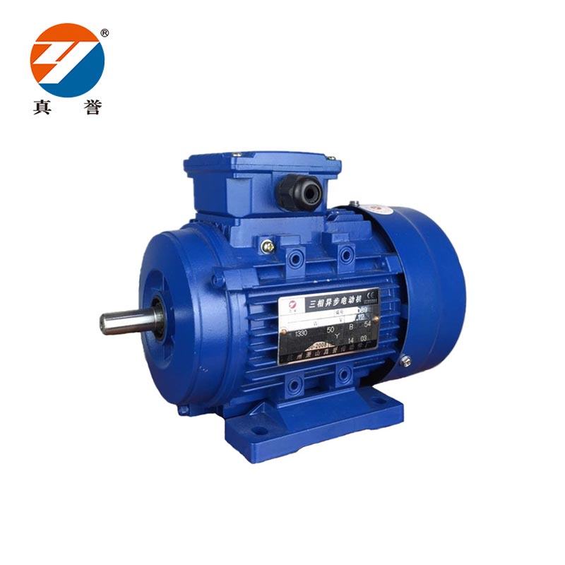 Zhenyu fine- quality ac single phase motor for textile,printing-1