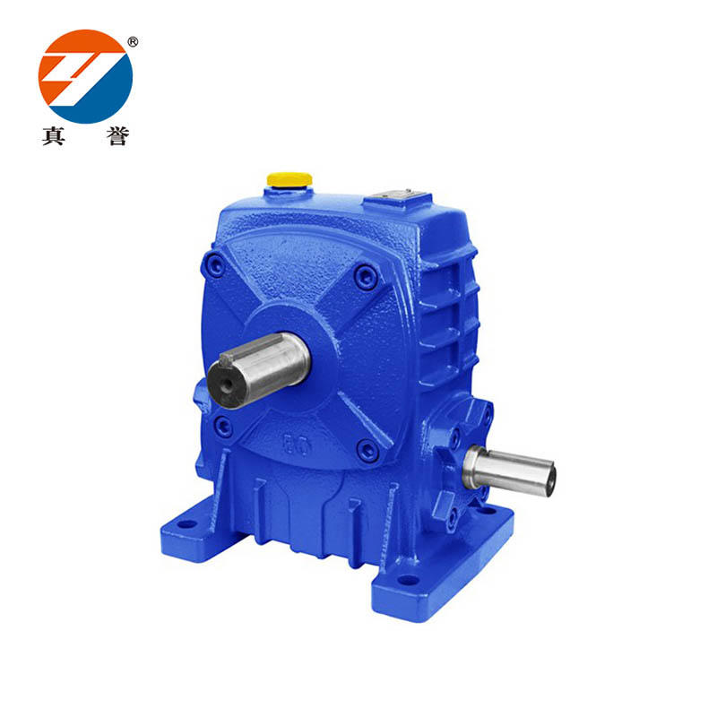 WPA speed reducer 2.2kw industrial gearbox speed reducer