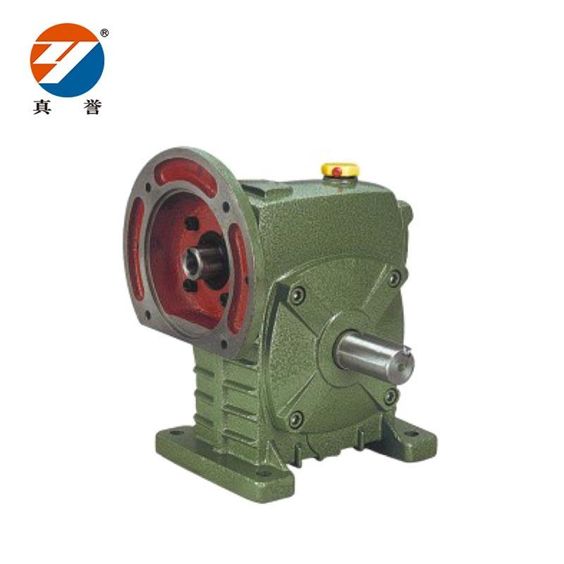 WPDS worm reduction gear boxes for transmission