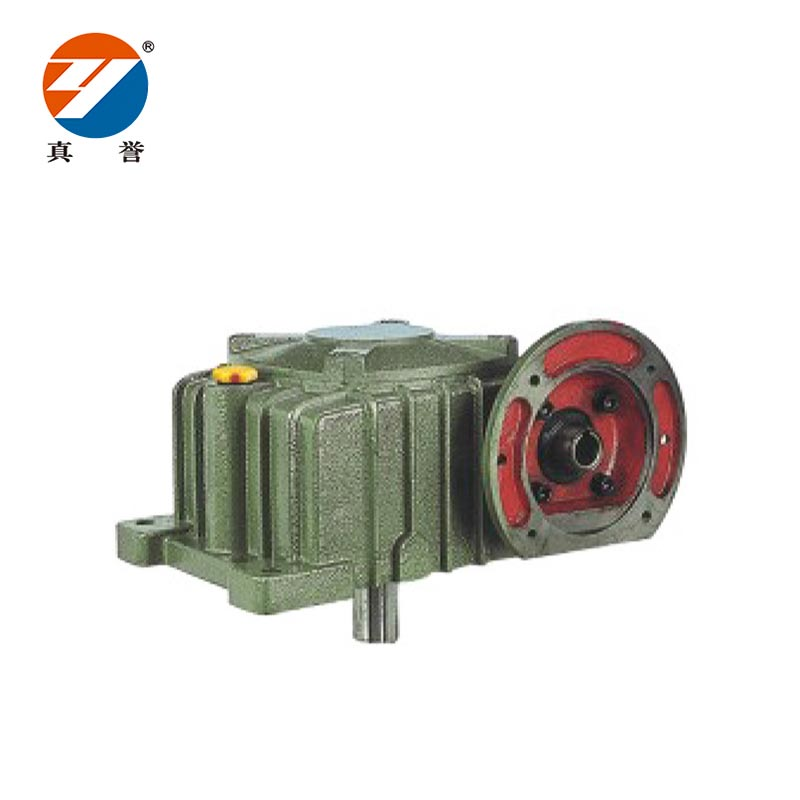 Zhenyu iron gear reducers long-term-use for lifting-1