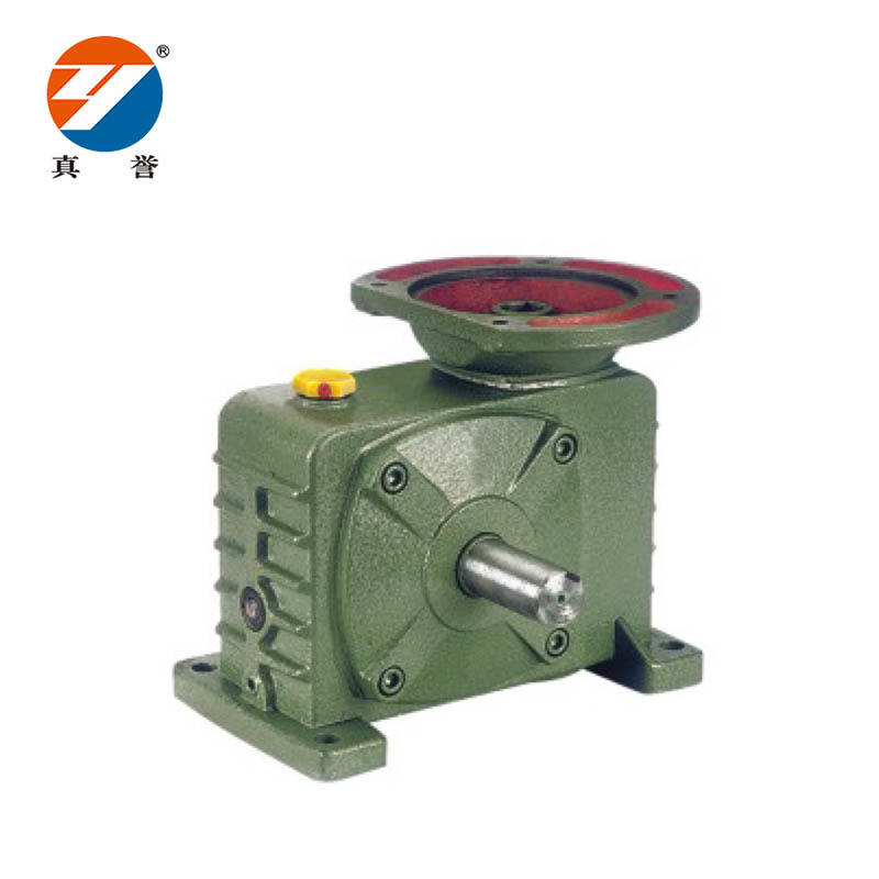 China WPDZ rpm speed reducer
