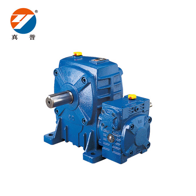Zhenyu eco-friendly worm gear reducer order now for lifting-2