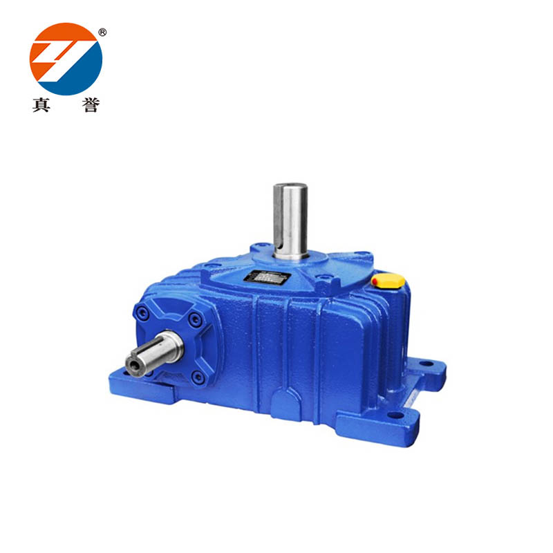 Zhenyu newly worm gear speed reducer for printing-2