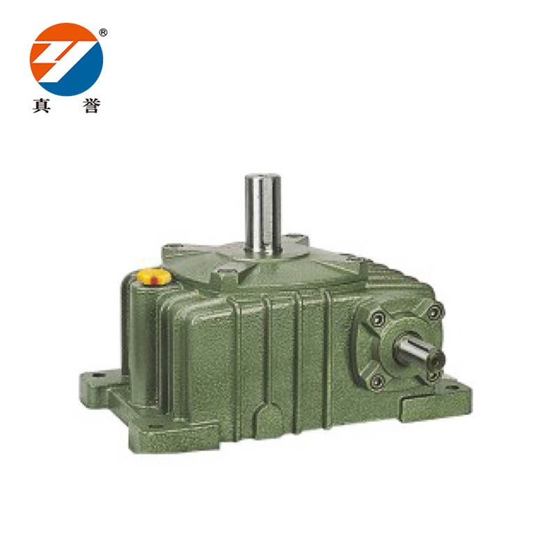 Zhenyu newly worm gear speed reducer for printing-1