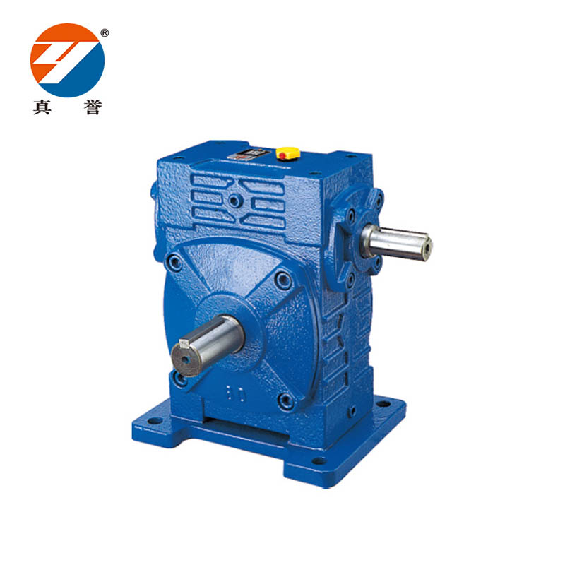 Zhenyu wpo reduction gear box widely-use for chemical steel-1