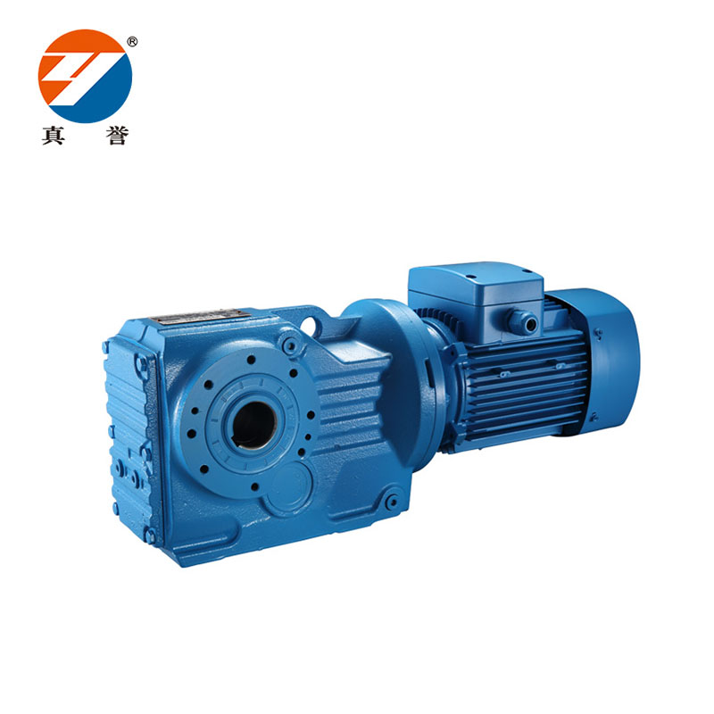 Zhenyu reverse speed reducer motor order now for cement-1