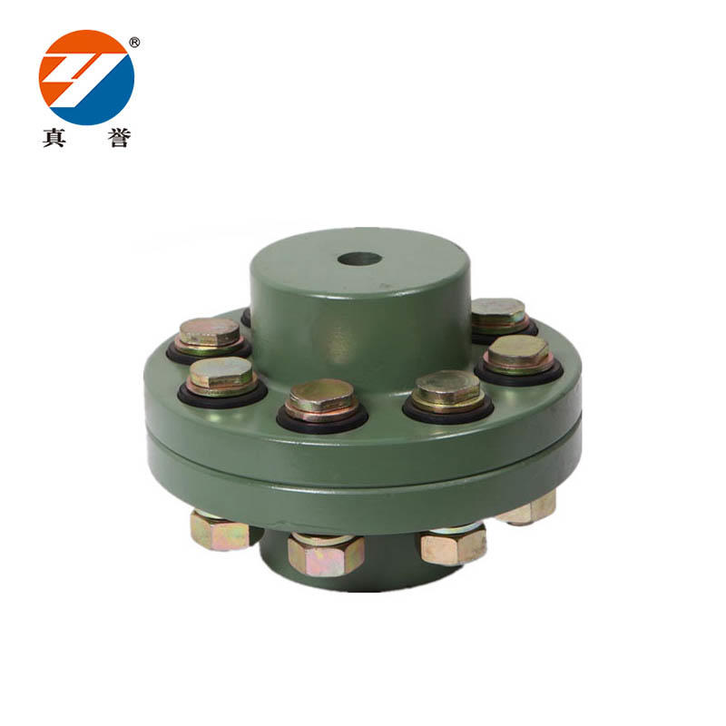 FCL Flexible Couplings speed reducer and motor