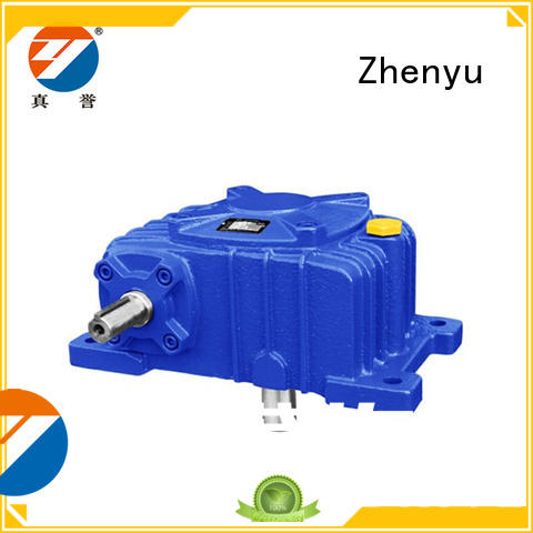 Zhenyu newly planetary gear reducer widely-use for light industry