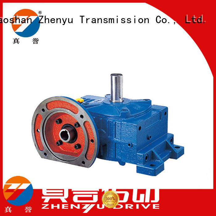 Zhenyu green speed reducer long-term-use for wind turbines
