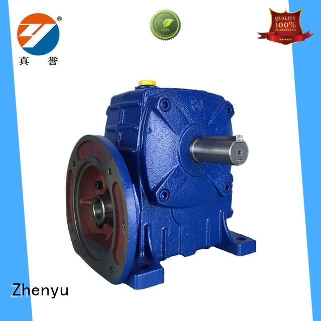 Zhenyu high-energy transmission gearbox certifications for lifting