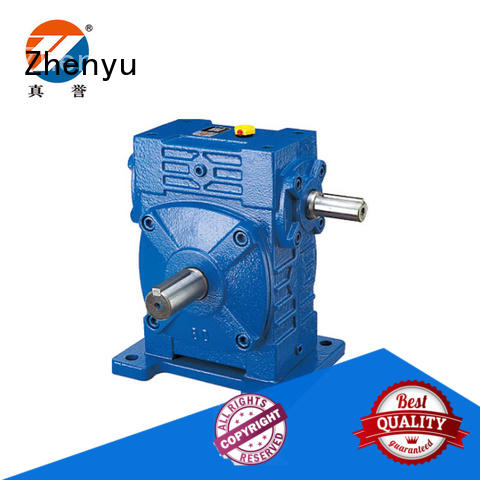 first-rate worm gear speed reducer wpdx China supplier for construction