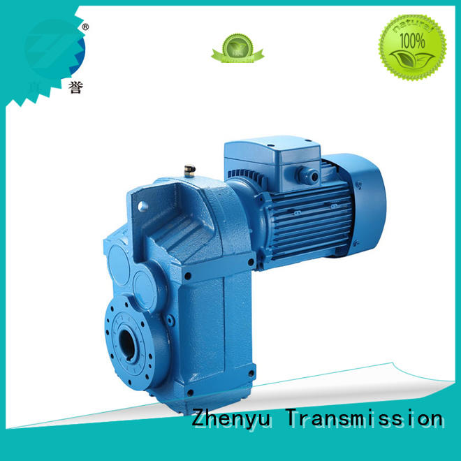 Zhenyu low cost variable speed gearbox for mining