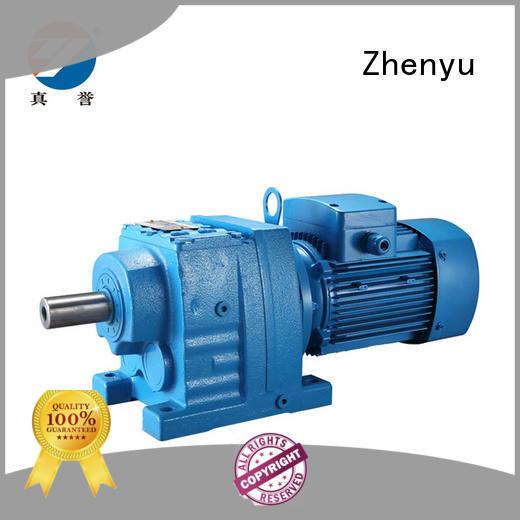 rpm motor reducer free quote for printing Zhenyu