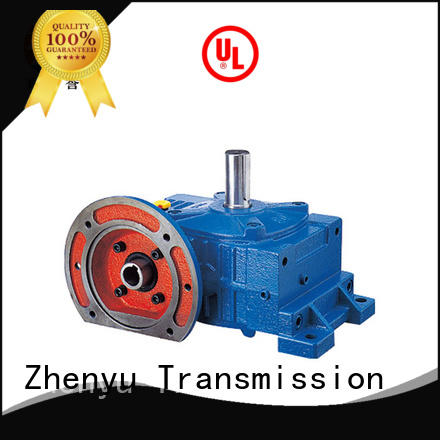 Zhenyu high-energy speed reducer long-term-use for chemical steel