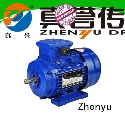 Zhenyu hot-sale ac electric motors inquire now for textile,printing