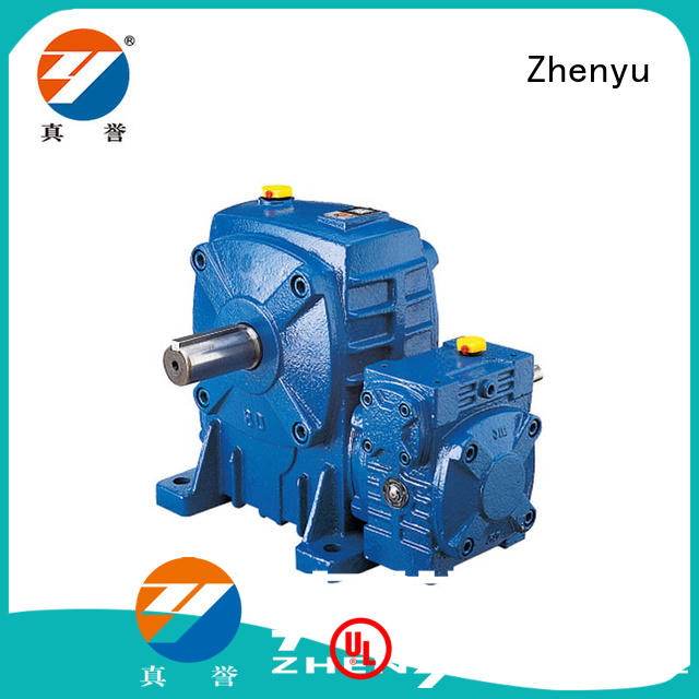 Zhenyu effective gear reducer widely-use for printing