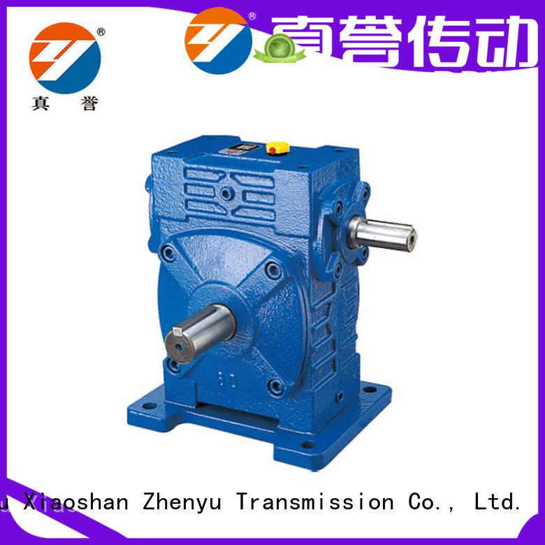 Zhenyu high-energy speed reducer motor free quote for transportation