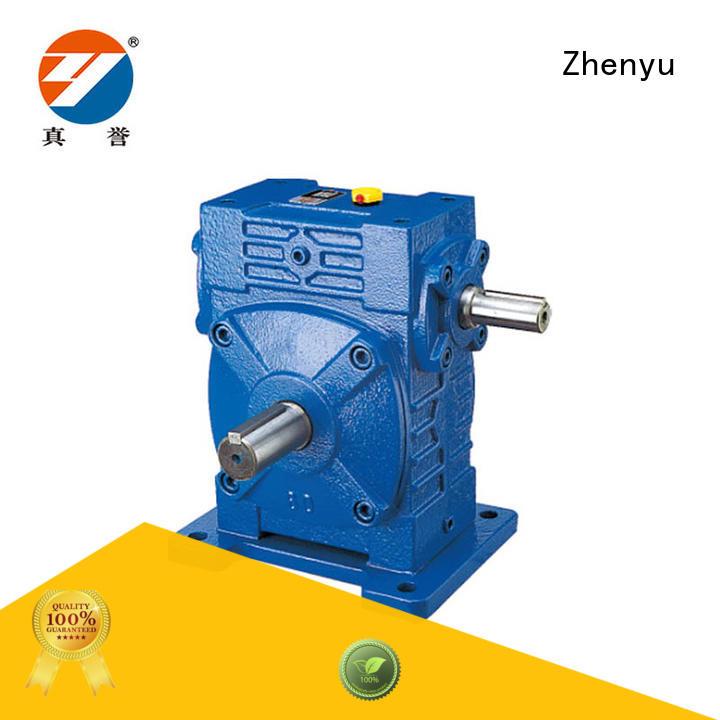 New type low price WPWS machine equipment speed reducer
