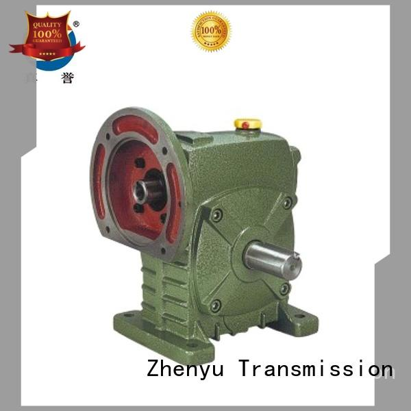 Zhenyu shaft gearbox parts order now for lifting