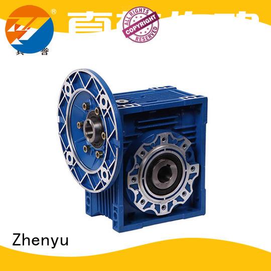 price worm gear speed reducer for mining Zhenyu