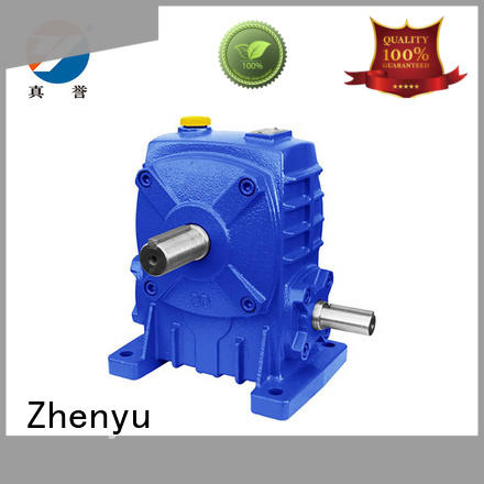 low cost inline gear reducer aluminum widely-use for cement