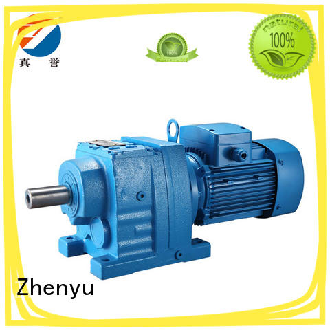 Zhenyu hot-sale speed gearbox China supplier for cement