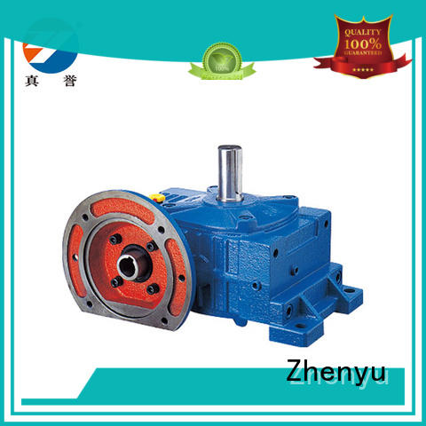 Zhenyu motor gear reducer gearbox China supplier for metallurgical
