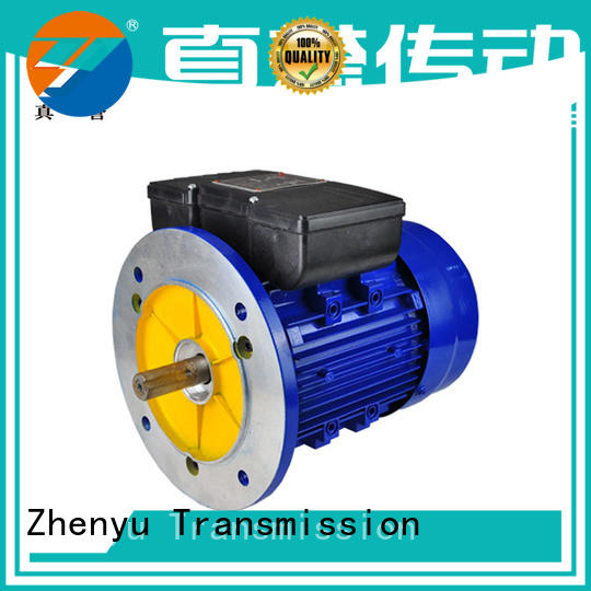 Zhenyu safety 3 phase electric motor for wholesale for machine tool