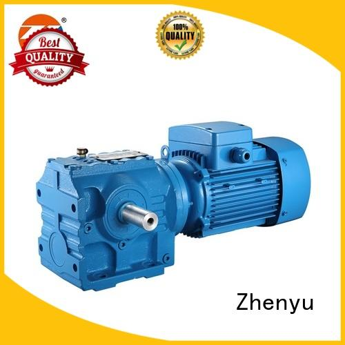 Zhenyu boxes motor reducer free quote for cement