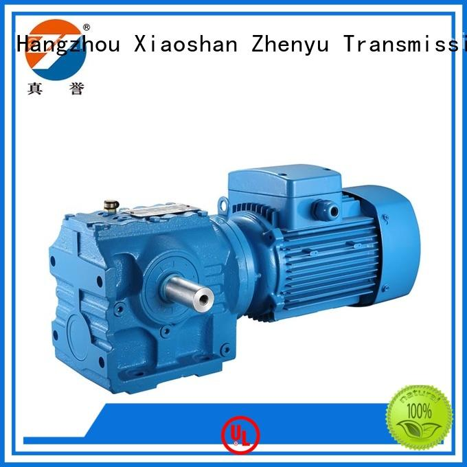 Zhenyu high-energy speed reducer motor free design for transportation