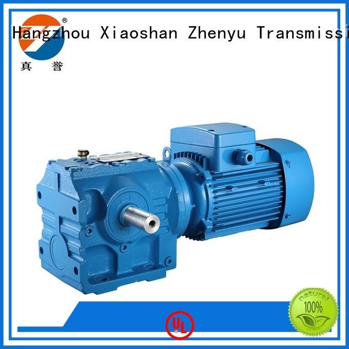 Zhenyu high-energy speed reducer motor free design for transportation