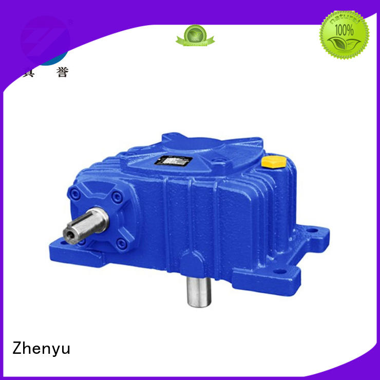 Zhenyu reducer planetary gear reducer for light industry
