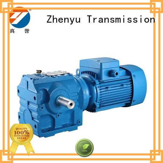 Zhenyu low cost sewing machine speed reducer long-term-use for cement