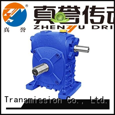 Zhenyu effective industrial speed reducer industrial for printing